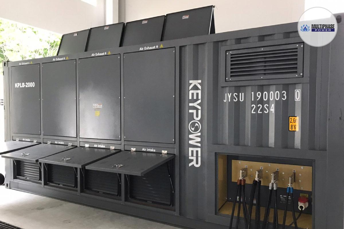 บริการด้านเครื่องกำเนิดไฟฟ้า รับทดสอบและให้เช่าโหลดเทียม (Loadbank Testing) ทั้งในและนอกสถานที่