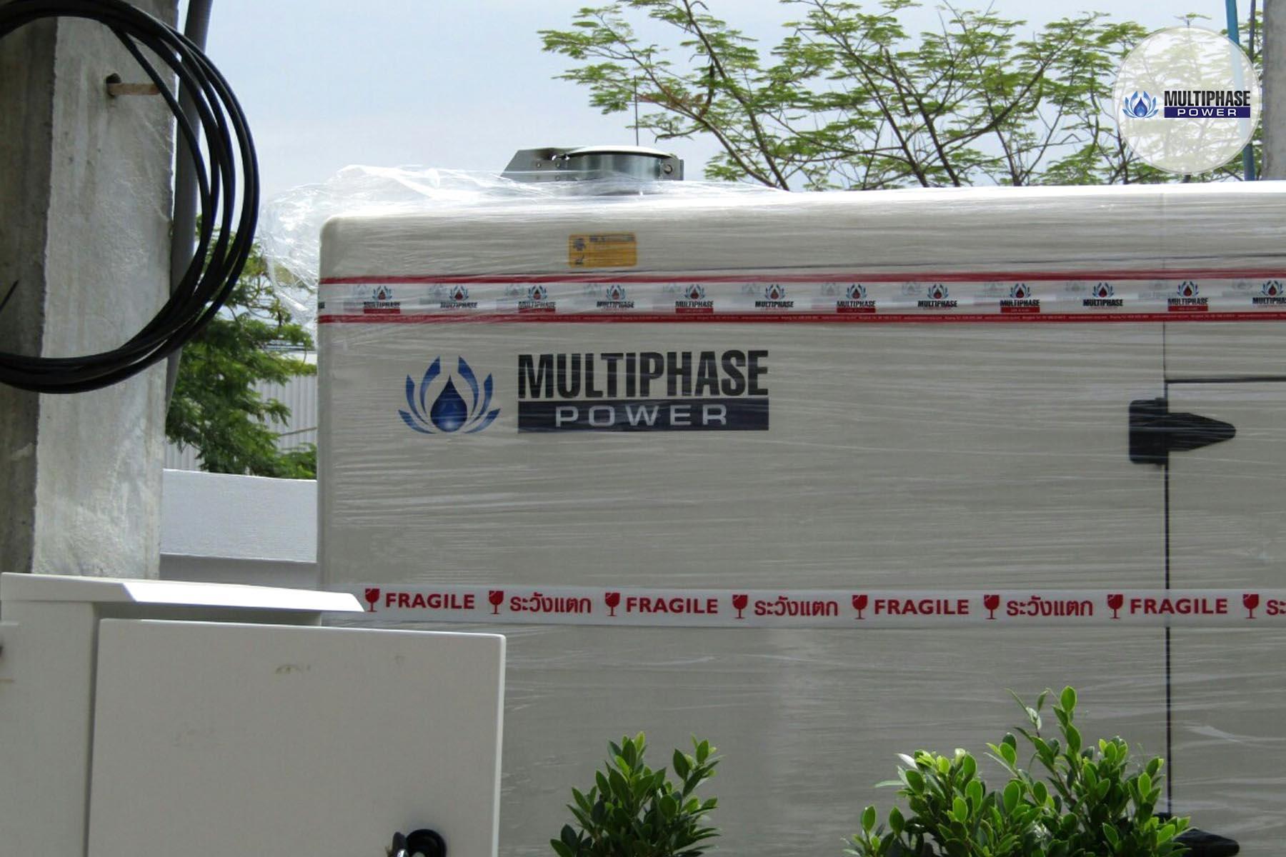 ให้เช่าเครื่องกำเนิดไฟฟ้า Generator โดยทีมงานมัลติเฟส พาวเวอร์