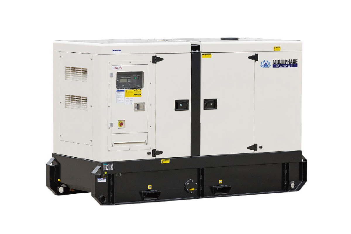 Multiphase Power Diesel Generator | GMP SERIES by Potise, Powerlink