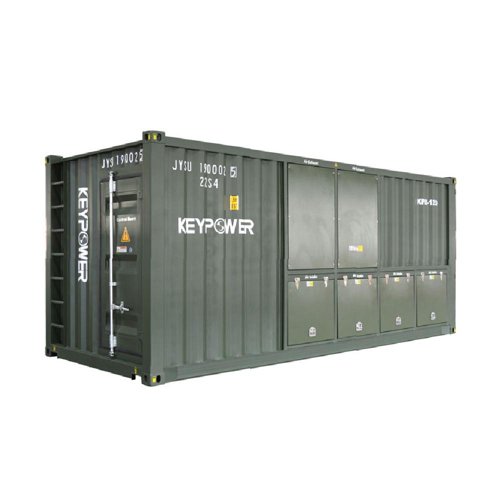 โหลดแบงค์ โหลดเทียม (Load Bank) แบรนด์ KEYPOWER ใช้ทดสอบเครื่องกำเนิดไฟฟ้า