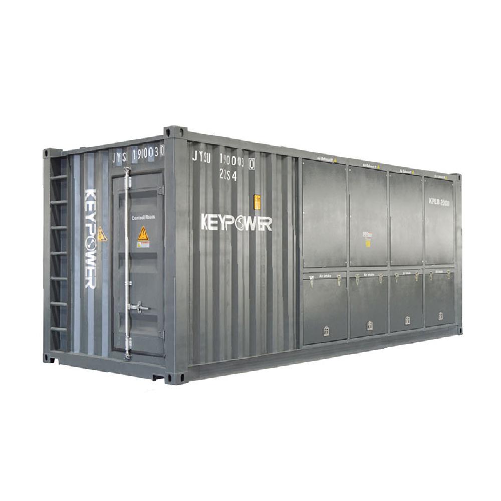 KEYPOWER LOADBANK ขนาดใหญ่ ไว้ใช้สำหรับทดสอบเครื่องกำเนิดไฟฟ้า GENERATOR