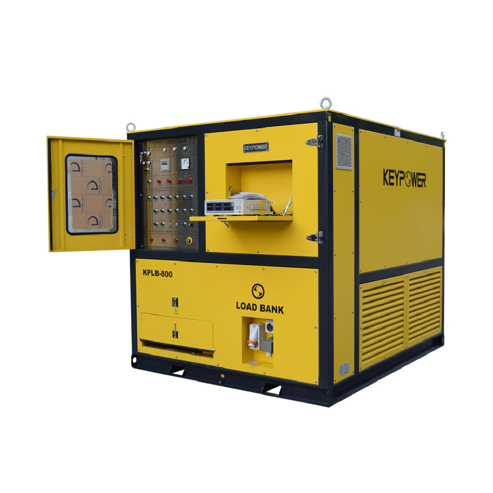 Keypower Loadbank for Generator testing with Test Report. Call 02-1683193 or Line ID : @multiphasepower