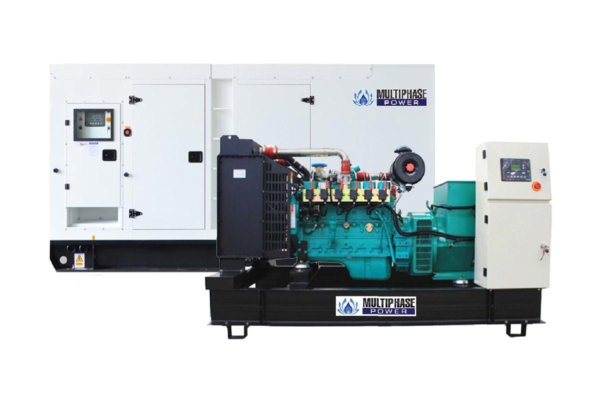 ขาย Generator MP Series เครื่องกำเนิดไฟฟ้า เครื่องปั่นไฟ มัลติเฟสพาวเวอร์ เครื่องยนต์ดีเซล Cummins