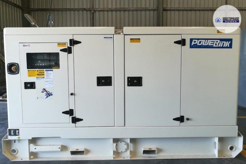 เครื่องกำเนิดไฟฟ้า WPS100S (POWERLINK UK)
