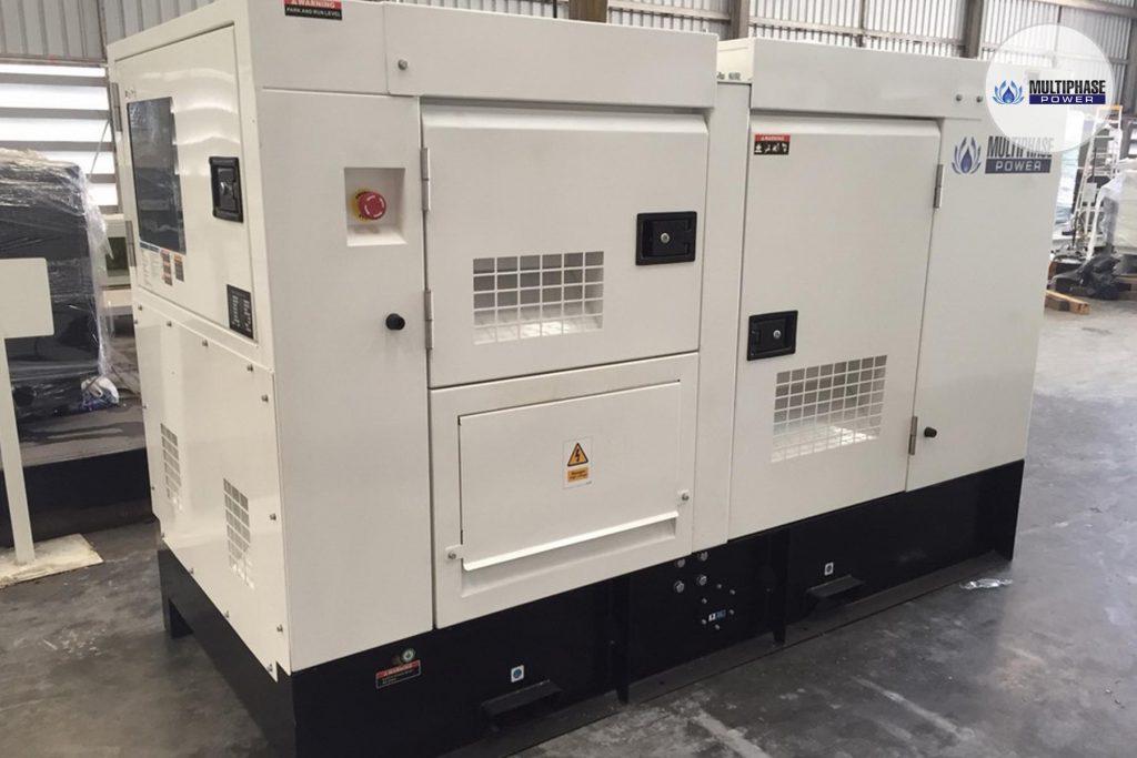 เครื่องกำเนิดไฟฟ้า DP100P5S