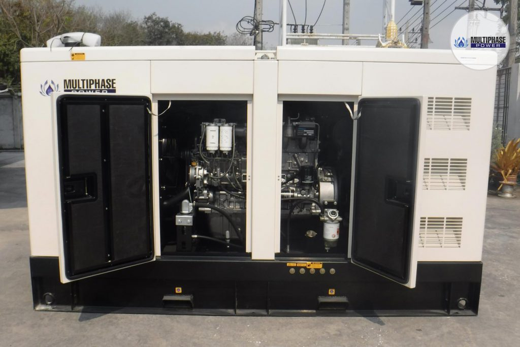 เครื่องกำเนิดไฟฟ้า GMP100PXS