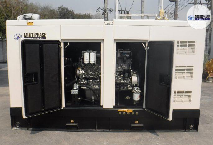 เครื่องกำเนิดไฟฟ้า GMP100PXS (POWERLINK)