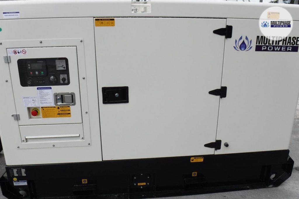 เครื่องกำเนิดไฟฟ้า GMP45PXS (POTISE)