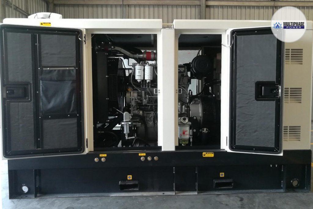 เครื่องกำเนิดไฟฟ้า GMP80PXS