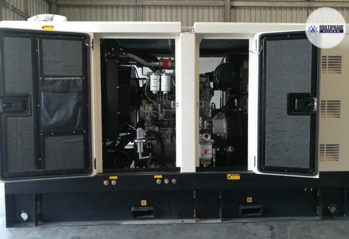 เครื่องกำเนิดไฟฟ้า GMP80PXS (POWERLINK)