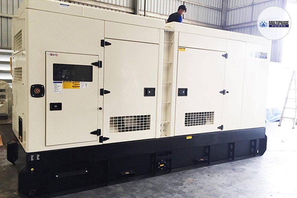 เครื่องกำเนิดไฟฟ้า GMS250CS