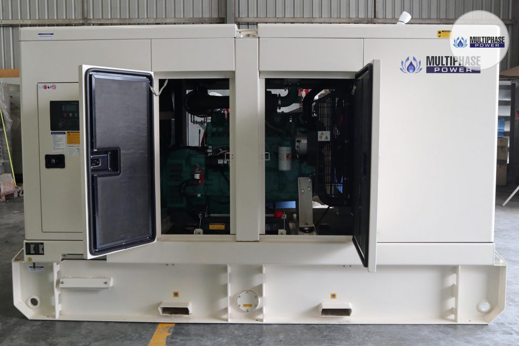 เครื่องกำเนิดไฟฟ้า GMS80CS