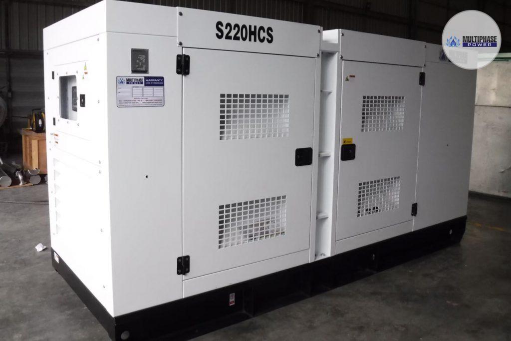เครื่องกำเนิดไฟฟ้า S220HCS