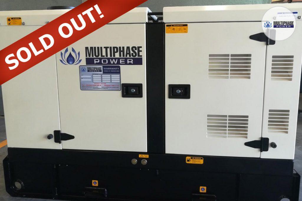 เครื่องกำเนิดไฟฟ้า GMP10PXS (POTISE)