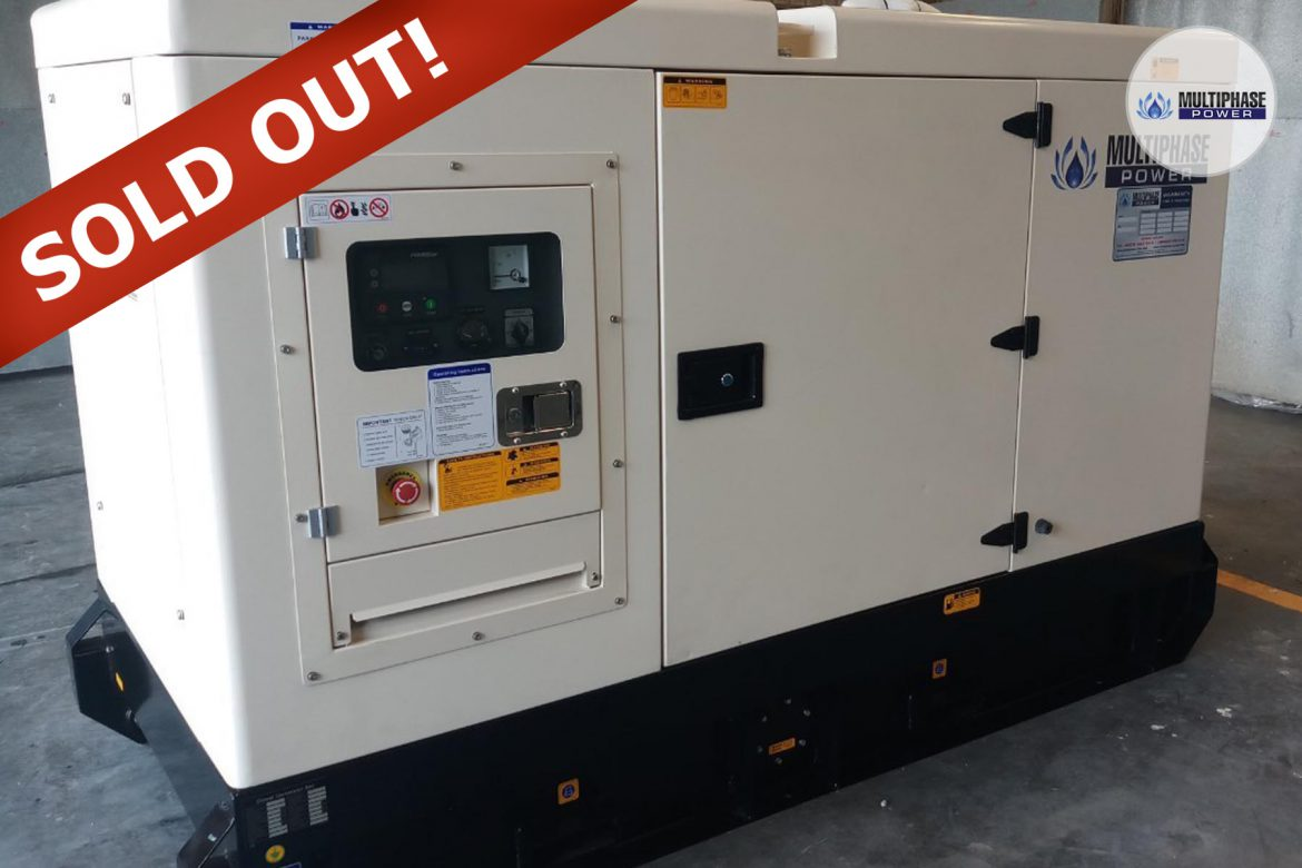 GENERATOR GMP45PXS (POWERLINK)