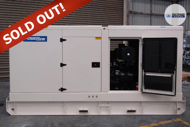 เครื่องกำเนิดไฟฟ้า WPS250S (POWERLINK UK)