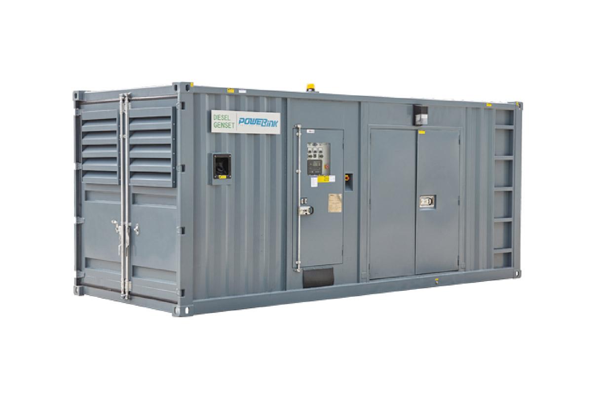 ขายเครื่องกำเนิดไฟฟ้า Generator Powerlink UK เครื่องยนต์ Cummins โทร. 021683193-5 หรือ Line ID : @multiphasepower