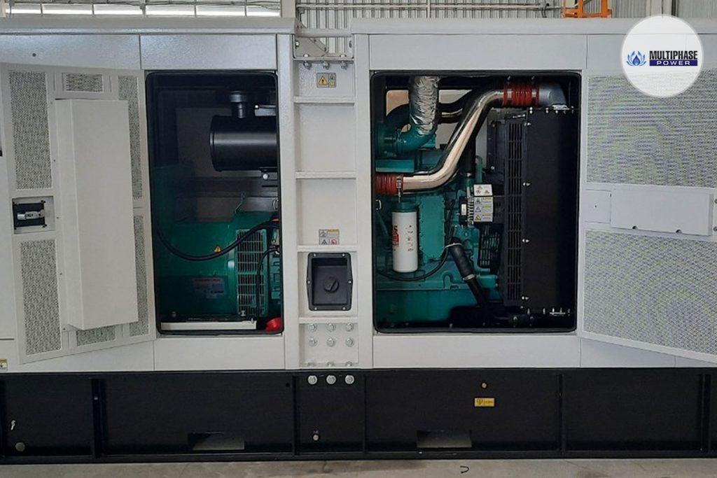 เครื่องกำเนิดไฟฟ้า MP220C (YN)