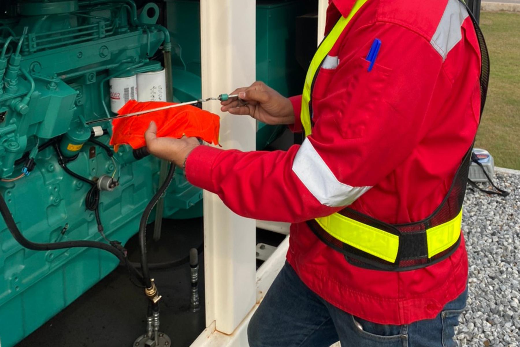 Check List Generator ขั้นตอนการบำรุงรักษา เครื่องกำเนิดไฟฟ้า เครื่องปั่นไฟ