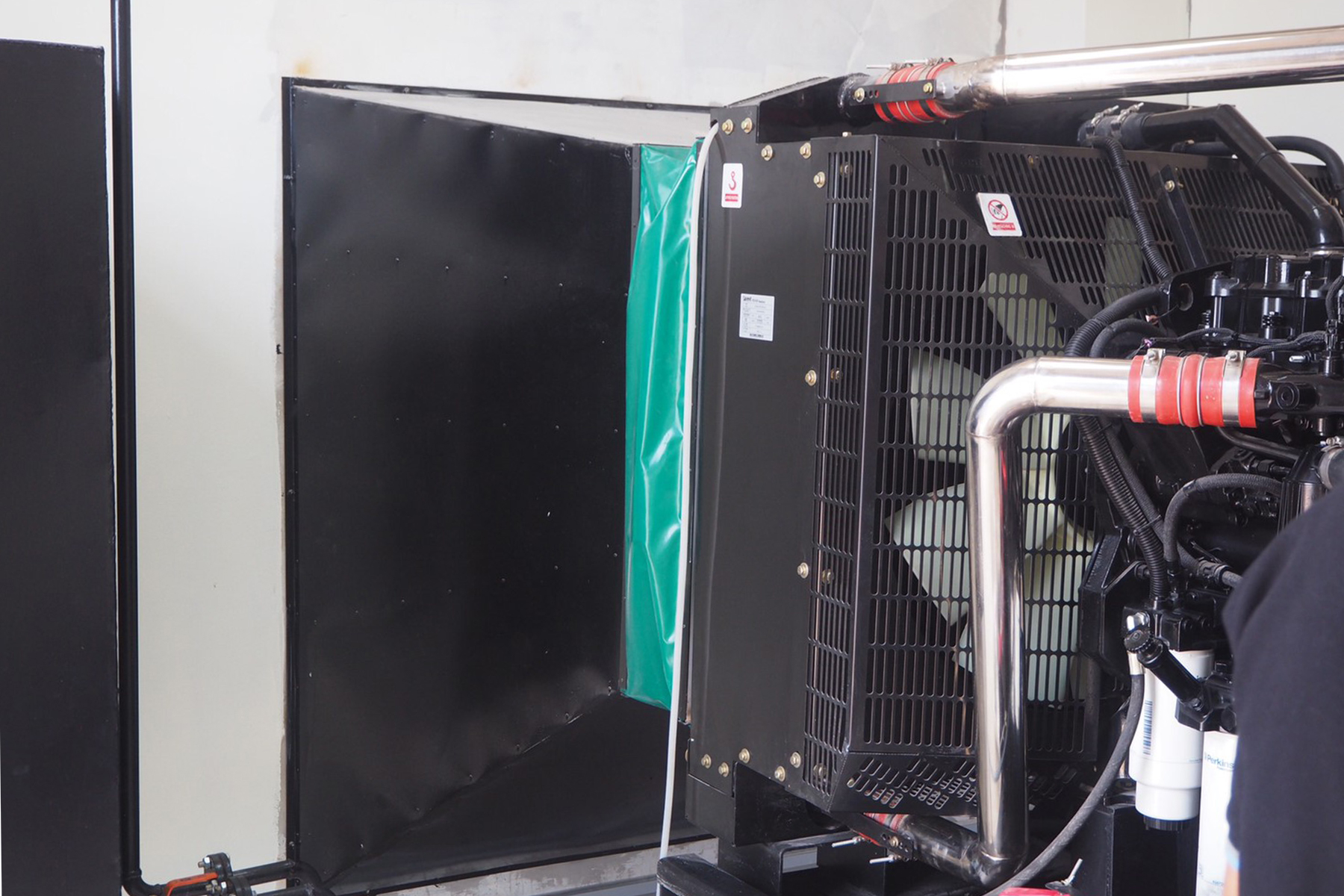 diesel generator loadbank testing