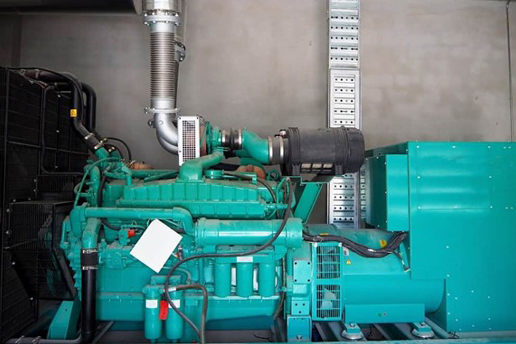 7 Different Types of Generators Diesel Generators The Inside of a Diesel Generator · Natural Gas Generators Outdoor Unit of a Generator · Gasoline Generators