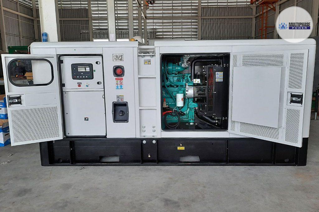 เครื่องกำเนิดไฟฟ้า MP110C (YN)