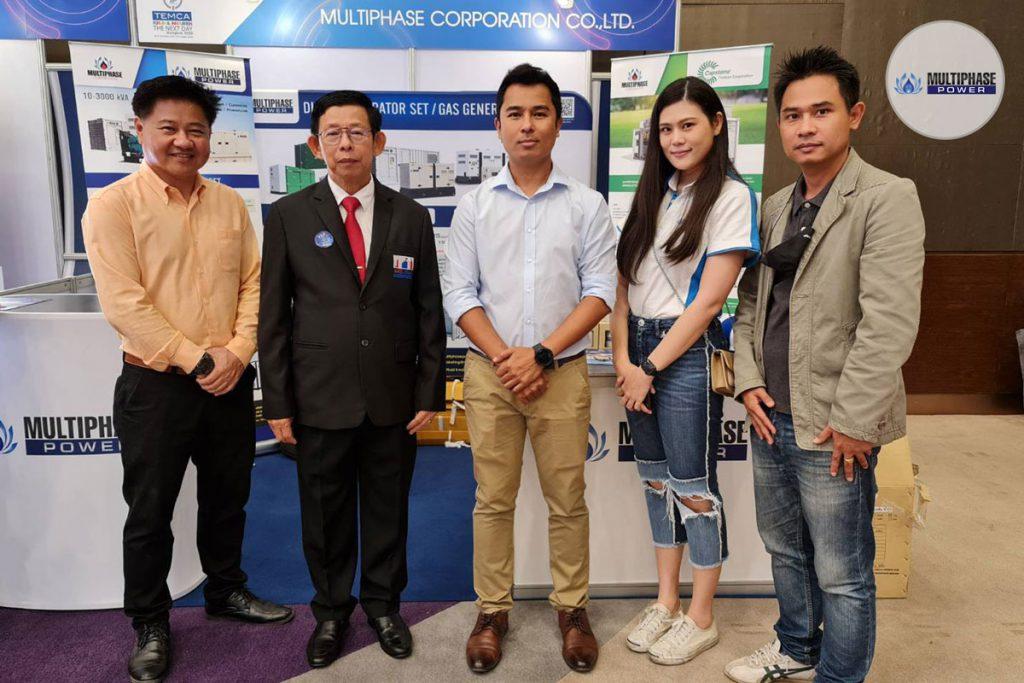 งาน TEMCA FORUM & INNOVATION BANGKOK 2020