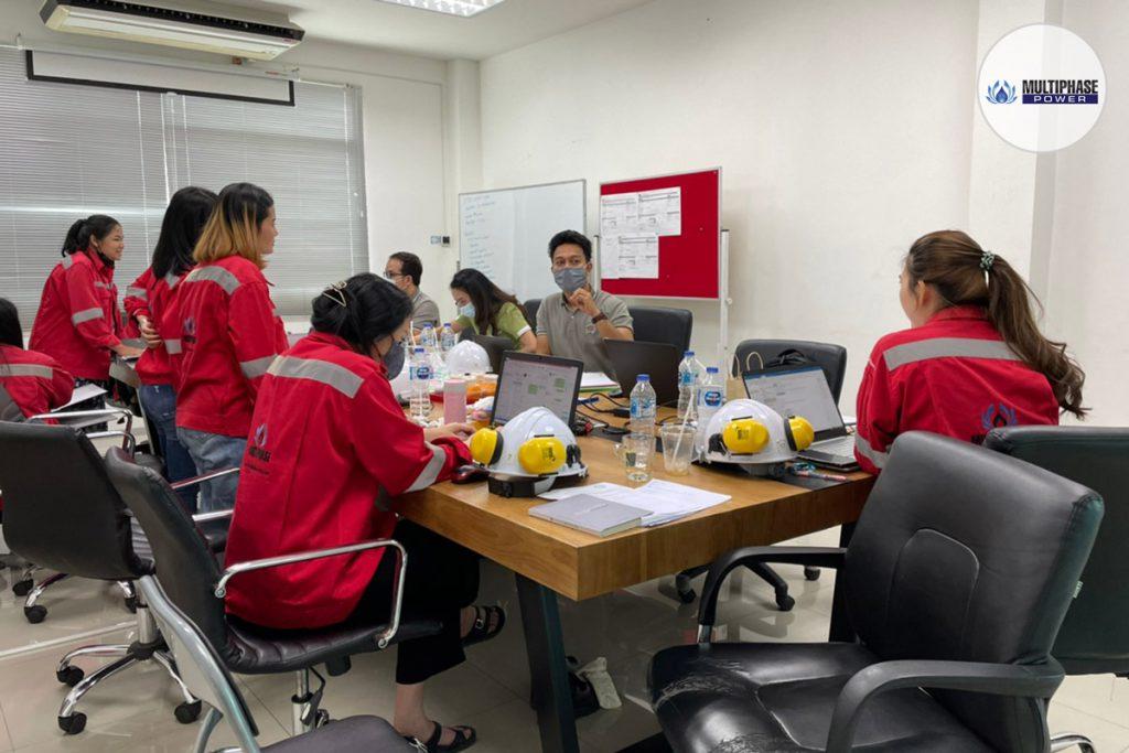 การตรวจประเมินภายนอกเพื่อขอการรับรองมาตรฐาน ISO 14001 & 45001
