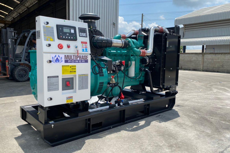 พิกัดกำลัง (Power rating) ของเครื่องกำเนิดไฟฟ้า (Generator)
