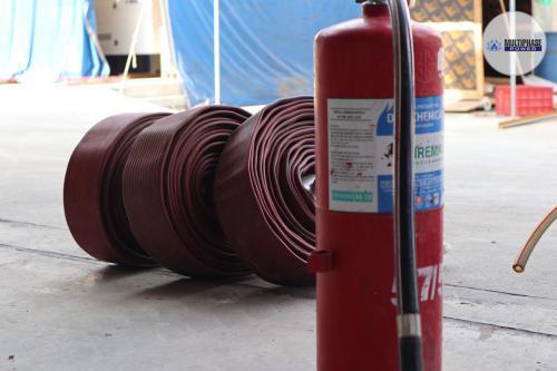 MultiphasePower อบรมดับเพลิงขั้นต้น 32