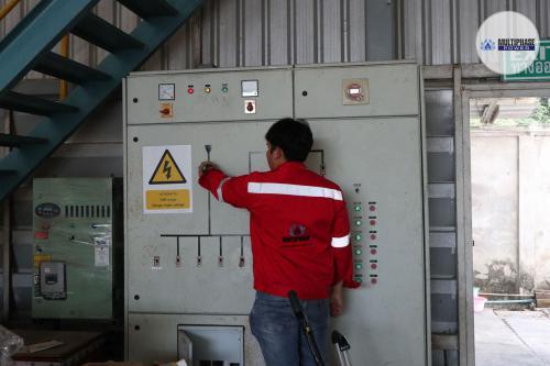 MultiphasePower อบรมดับเพลิงขั้นต้น 44