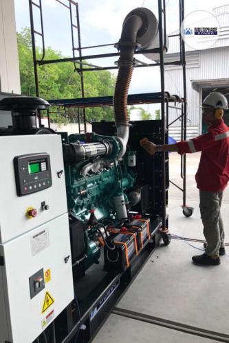 MultiphasePower-Generator Customer 1