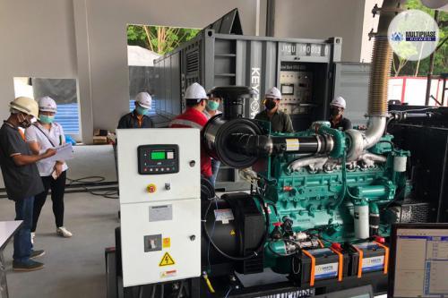 MultiphasePower-Generator Customer 3