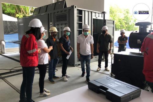 MultiphasePower-Generator Customer 4