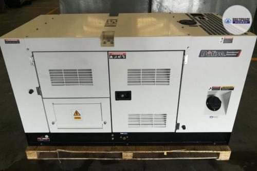MultiphasePower Generator DP20P5S 1