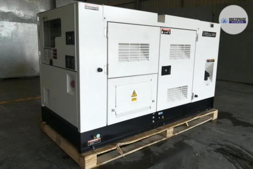 MultiphasePower Generator DP20P5S 4