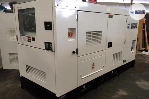 MultiphasePower Generator DP30C5S 2