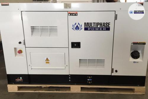 MultiphasePower Generator DP30P5S 1