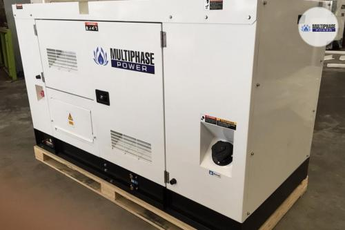 MultiphasePower Generator DP30P5S 2