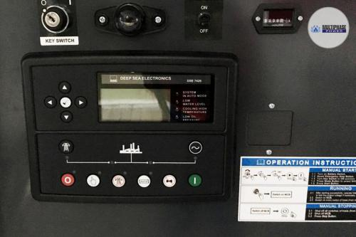MultiphasePower Generator DP45P5S 6