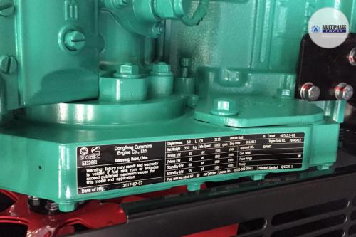 MultiphasePower Generator DP60C5S 6
