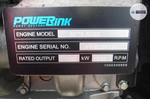 MultiphasePower Generator GMP100PXS 11