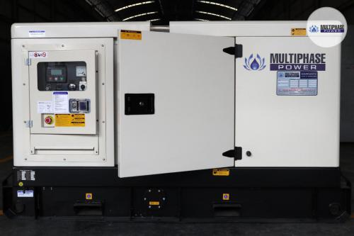 MultiphasePower Generator GMP30PXS 1