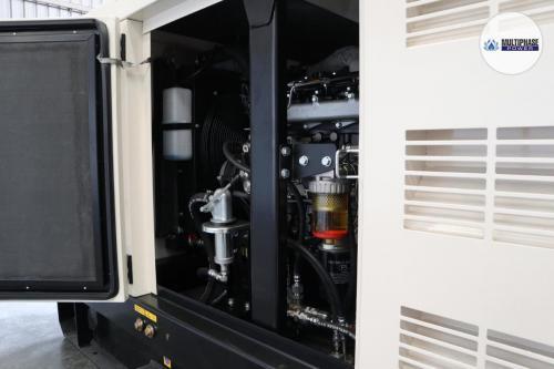 สต็อคพร้อมส่ง เครื่องกำเนิดไฟฟ้า มัลติเฟส พาวเวอร์ รุ่น GMP Series ขนาด 30 kva