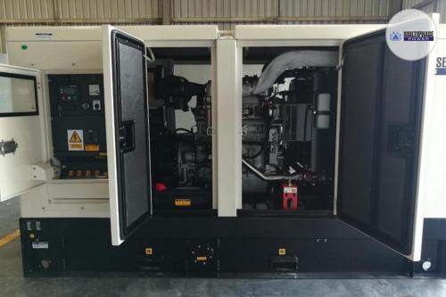 MultiphasePower Generator GMP80PXS 5