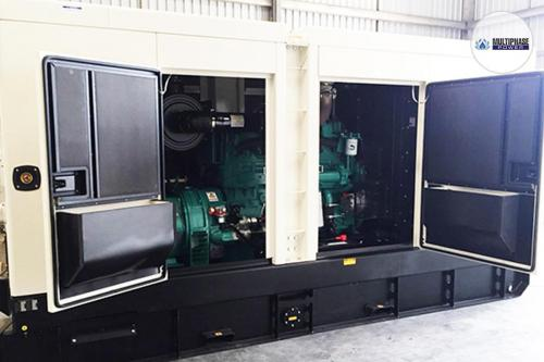 MultiphasePower Generator GMS250CS 1