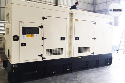 MultiphasePower Generator GMS250CS 2