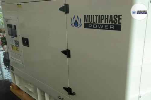 MultiphasePower Generator GMS30CS 2
