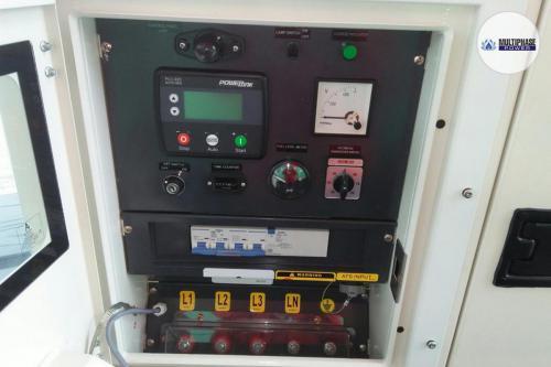 MultiphasePower Generator GMS30CS 3