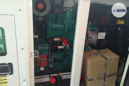 MultiphasePower Generator GMS30CS 4